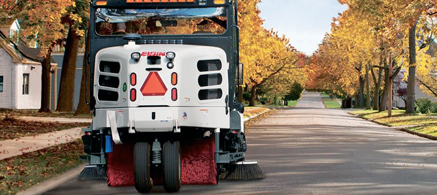Street Sweeping SolutionLearn More