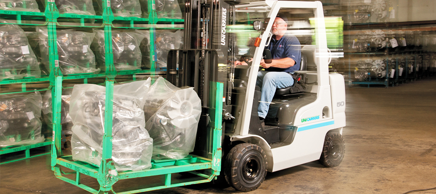 Complete Material Handling SolutionsLearn More